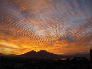 Naples at dawn-©Italo Pardo