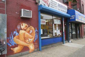 Scene from Greenpoint, Brooklyn-©Jerome Krase